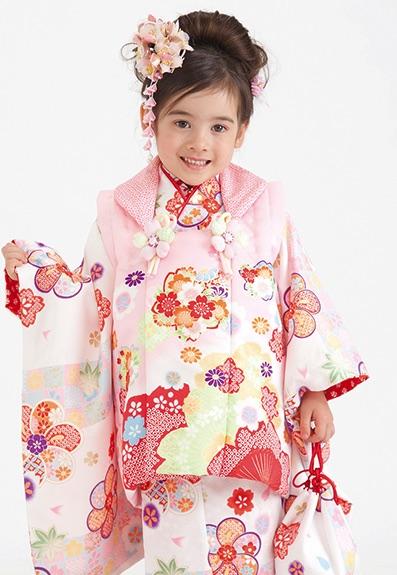 七五三の衣装写真 衣装名 maomao