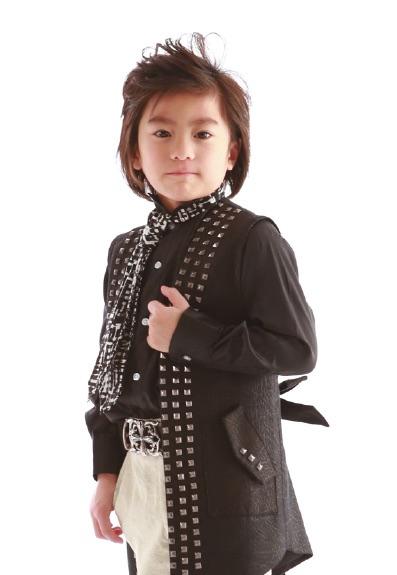 七五三の衣装写真 衣装名 Arma Bianca