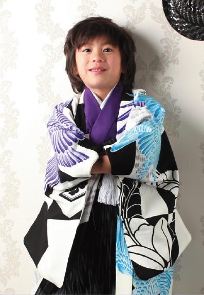 七五三の衣装写真 衣装名 JAPAN STYLE