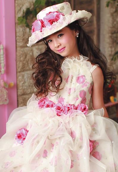 七五三の衣装写真 衣装名 Petit Pri