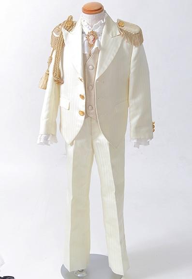七五三の衣装写真 衣装名 マリオ