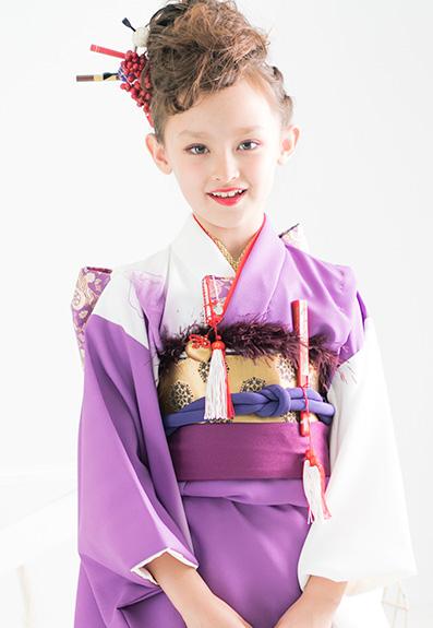 七五三の衣装写真 衣装名 mimi