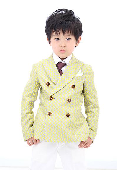 七五三の衣装写真 衣装名 ぷちぷり×SABINUKI